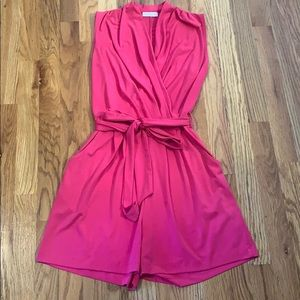 NY&Co. pink Romper